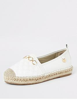 river-island-river-island-snaffle-front-espadrille-shoe-white