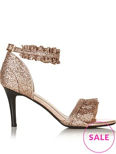 sofie-schnoor-metallic-frill-trimmed-heeled-sandals-rose-gold