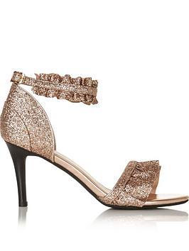 sofie-schnoor-metallic-frill-trimmed-heeled-sandals-rose-gold