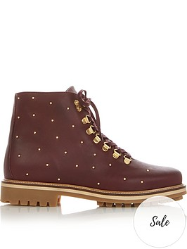 sofie-schnoor-studded-hiker-boots-burgundy