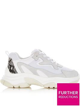 sofie-schnoor-chunky-trainers-white