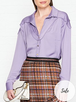 sofie-schnoor-satin-blouse-lilac