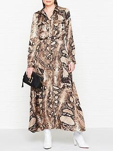sofie-schnoor-snake-print-maxi-dress-multi