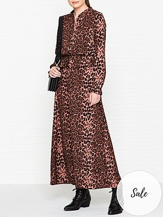 sofie-schnoor-leopard-print-maxi-dress-leopard