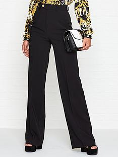 versace-jeans-couture-high-waist-wide-leg-trousersnbsp--black