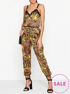 versace-jeans-couture-leopard-jumpsuit-gold