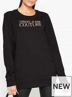 versace-jeans-couture-logo-sweatshirt-black