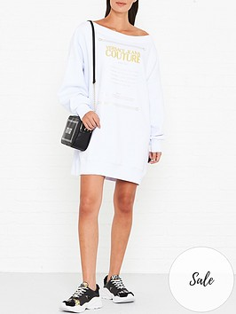 versace-jeans-couture-logo-off-shoulder-sweat-dress-off-white