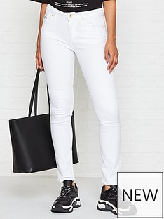 versace-jeans-couture-logo-patch-mid-rise-skinny-jeans-white
