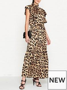 sofie-schnoor-leopard-print-high-neck-maxi-dress-leopardnbsp