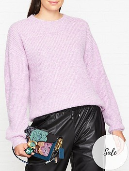 sofie-schnoor-crew-neck-knitted-jumper-lilac