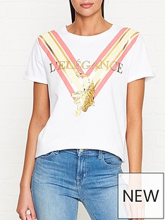 sofie-schnoor-metallic-tiger-print-t-shirt-white