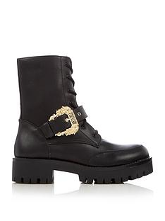 versace-jeans-couture-buckle-ankle-boots-black