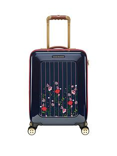 ted-baker-take-flight-small-4-wheel-suitcase-hedgerow