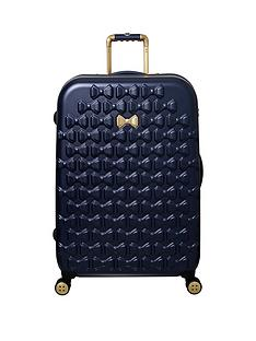 ted-baker-beau-large-4-wheel-suitcase-navy