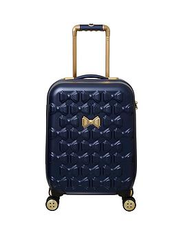 ted-baker-beau-small-4-wheel-suitcase-navy