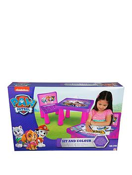 paw-patrol-sit-and-colour-set-pink