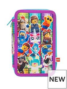 LEGO Movie Lego 2 Filled pencil case