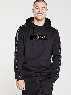 supply-demand-shine-tracksuit-hoodie-black