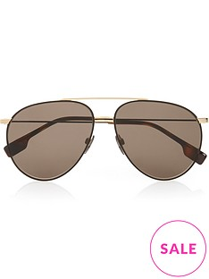 burberry-burberrynbspaviator-sunglasses