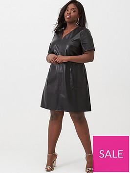 v-by-very-curve-punbspcroc-tunic-black