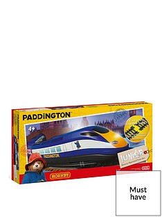 hornby-junior-paddington-bear-train