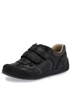 start-rite-tough-bug-first-shoes-black