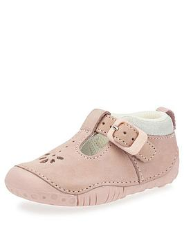start-rite-baby-bubble-t-bar-shoes-pink