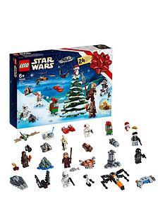 LEGO Star Wars 75245 Advent Calendar 2019 with 24 Mini Sets