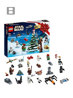 LEGO Star Wars 75245 Advent Calendar 2019 with 24 Mini Sets