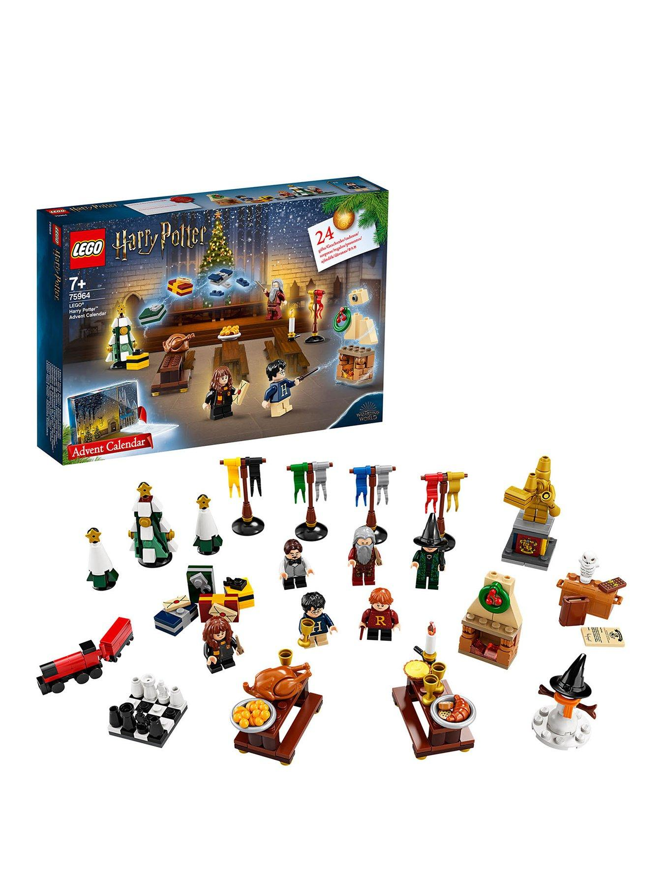 75964 Advent Calendar 2019 with Minifigures