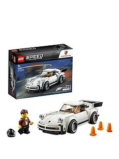 LEGO Speed Champions 75895 1974 Porsche 911 Turbo 3.0 Car Model