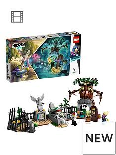 LEGO Hidden Side 70420 Graveyard Mystery AR Lego Games with Lego app