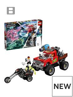 LEGO Hidden Side 70421 El Fuego's Stunt Truck AR Lego Games