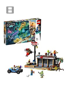 LEGO Hidden Side 70422 Shrimp Shack Attack Augmented Reality Games App