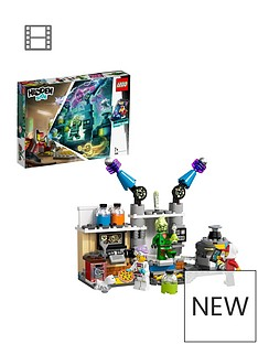 LEGO Hidden Side 70418 J.B.'s Ghost Lab AR Games App