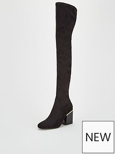 v-by-very-letica-block-heel-stretch-back-over-the-knee-boots-black