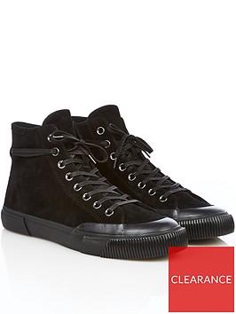 allsaints-dumont-suede-hi-top-trainers-black