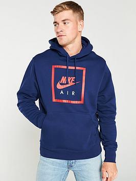 nike-sportswear-air-overhead-hoodie-blue