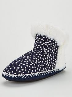 superdry-slipper-boot-navy