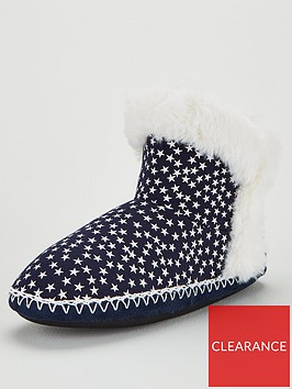 superdry-slipper-boot-navy