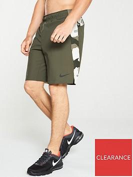 nike-flex-woven-20-camo-shorts-khaki