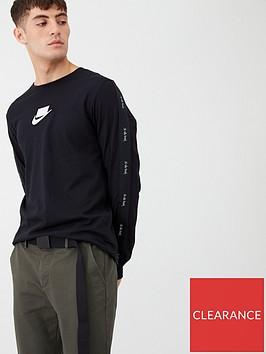 nike-sportswear-block-futura-long-sleeve-t-shirt-black