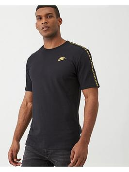 nike-repeat-tape-t-shirt-blackgold