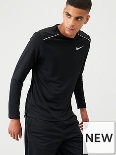 nike-dry-miler-running-long-sleeve-t-shirtnbsp