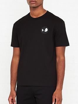 mcq-alexander-mcqueen-monster-logo-patch-t-shirt-black