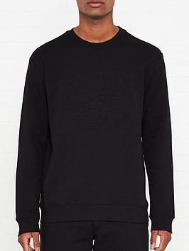 mcq-alexander-mcqueen-embossednbsplogo-sweatshirt-black