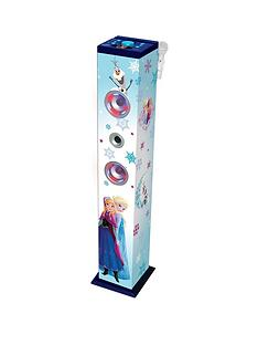 lexibook-frozen-bluetooth-karaoke-tower-with-colour-lights