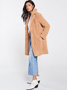oasis-button-teddy-coat-neutral
