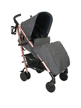 my-babiie-katie-piper-mb51-rose-goldgrey-amp-navy-stroller